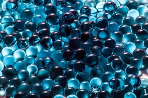 blue-abstract-balls-spheres