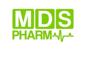 MDS PHARM LOGO