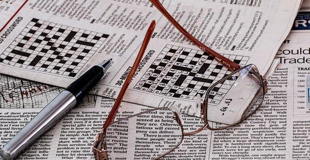 פינת התשבצים – ליהנות ולשפר את החשיבה והזיכרון